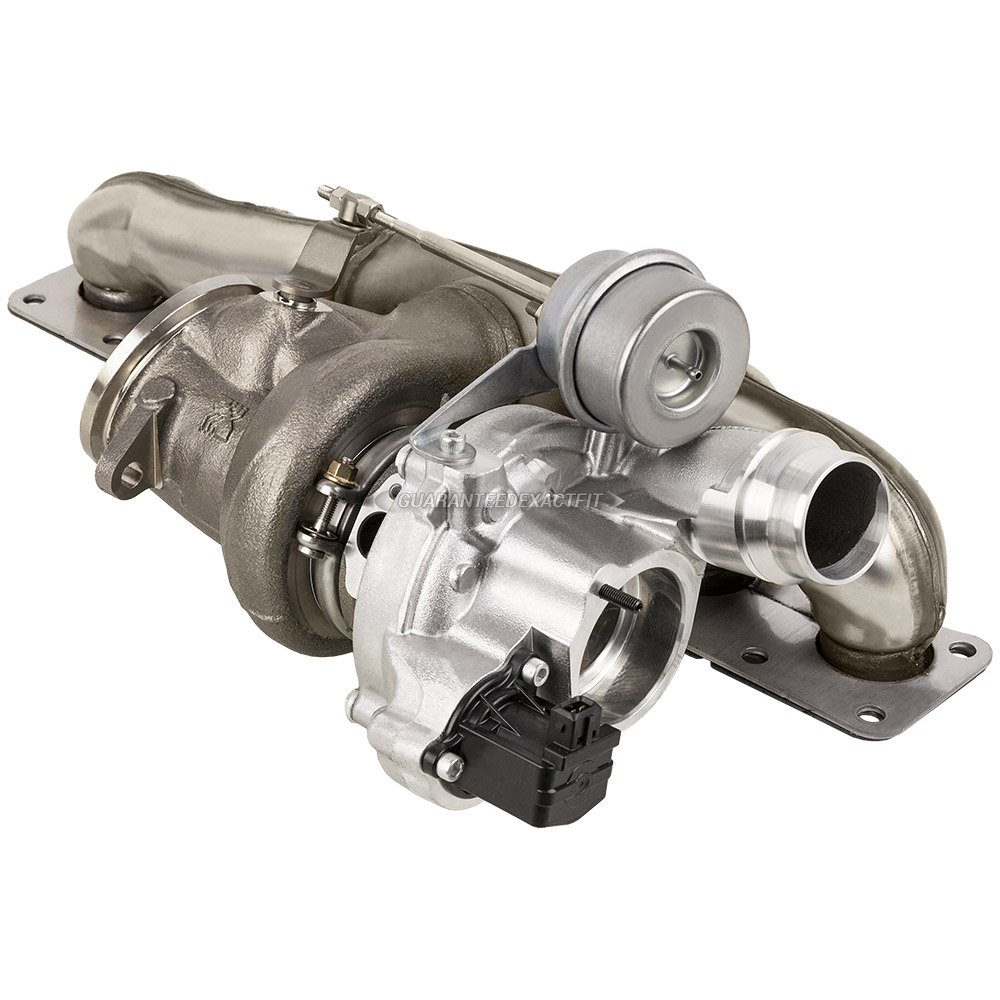 Used Turbo Bmw For Sale: BMW 640i Turbocharger Parts, View Online Part Sale