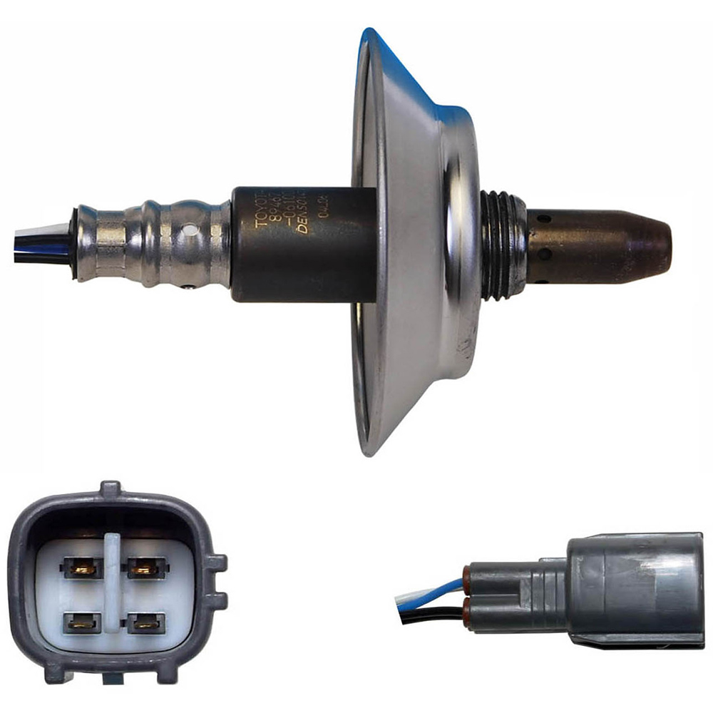 O2 Sensor Gas Mileage: 2012 Toyota Venza Oxygen Sensor