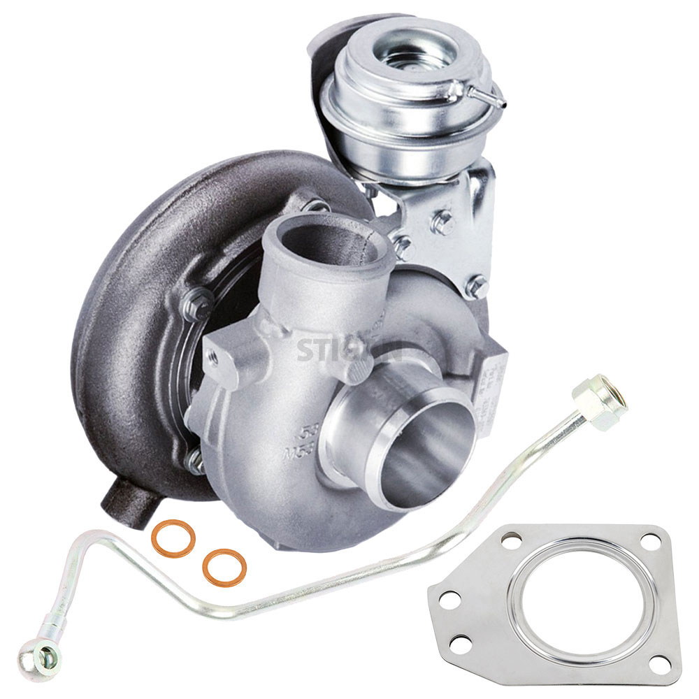 2005 Jeep Liberty Turbocharger And Installation Accessory Kit