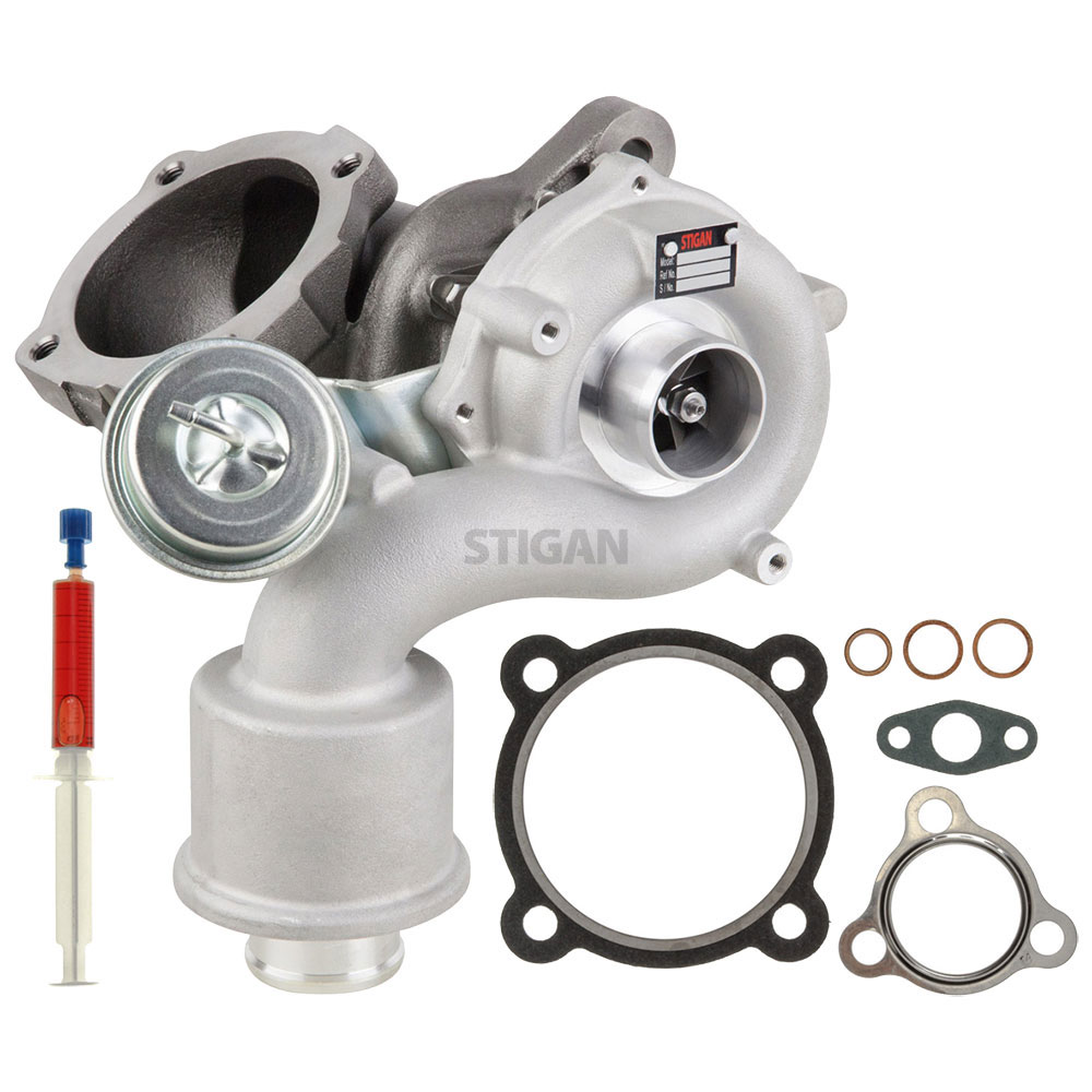 Vw Beetle Engine Install: 2002 Volkswagen Beetle Turbocharger And Installation