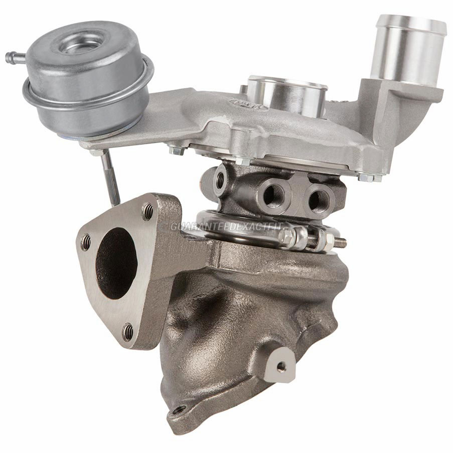 Garrett Twin Turbo Kit: 2013 Ford Explorer Turbocharger And Installation Accessory Kit