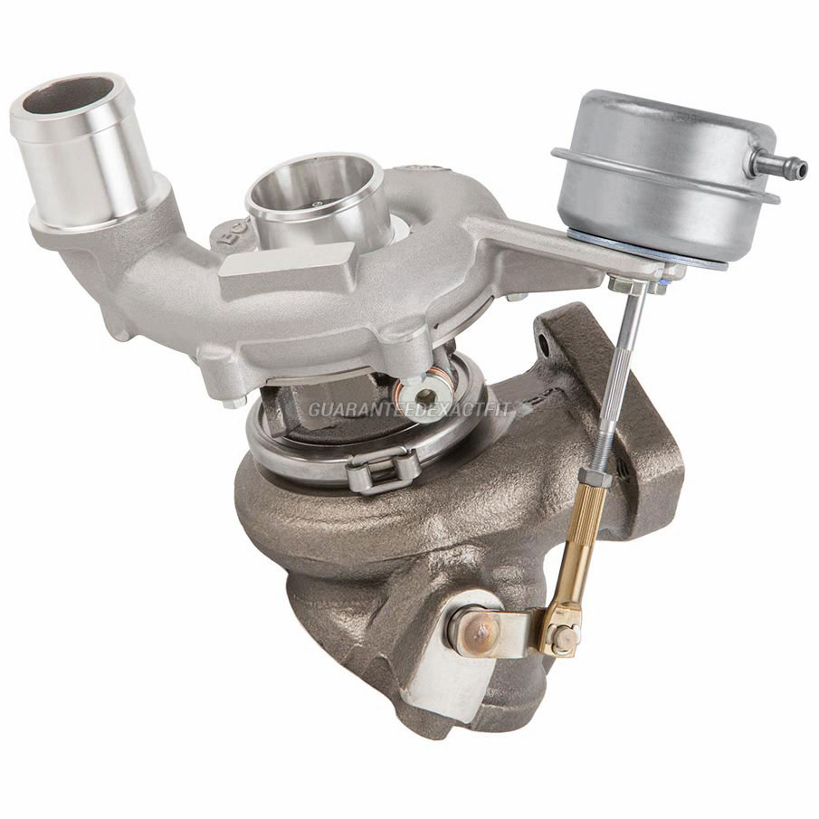 Ford Universal Turbo Kit: 2013 Ford Explorer Turbocharger And Installation Accessory Kit