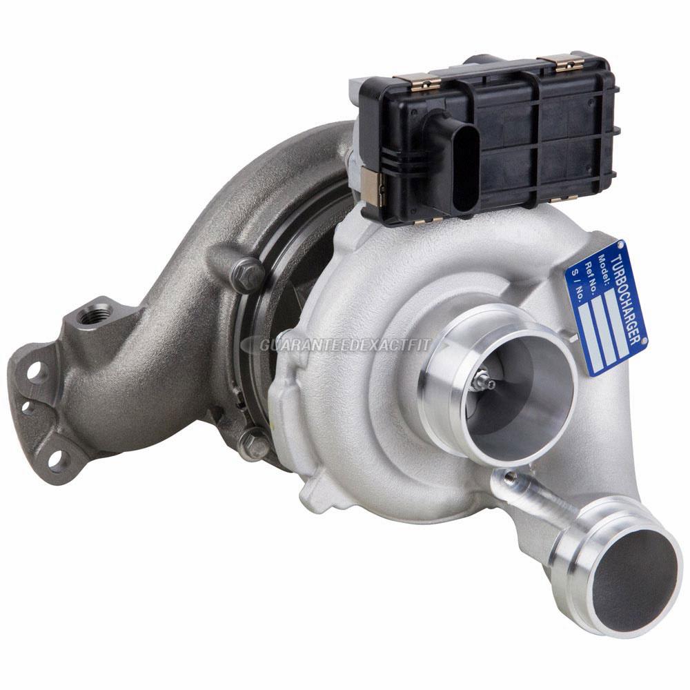 TurboChargerPros Turbocharger for Sale - 40-80755V1