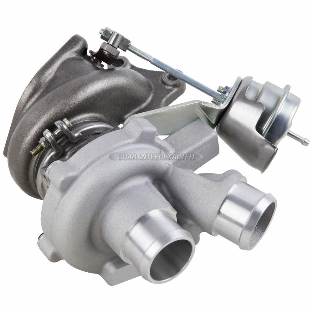 2016 Ford Transit-250 Turbocharger 3.5L Engine