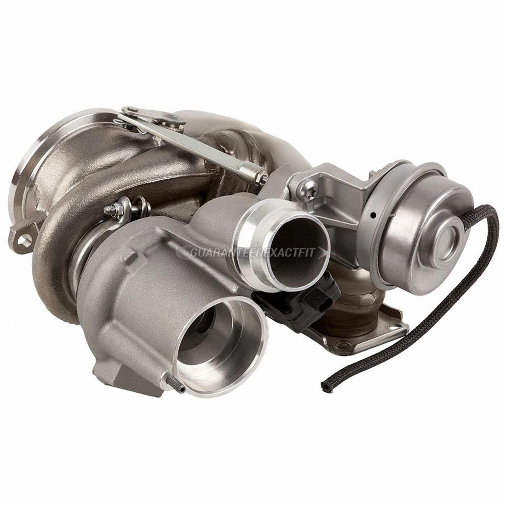 2012 Bmw Z4 Turbocharger 2 0l Engine 40 31277 Mt